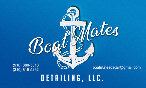Boat detailing in Wilmington NC and surrounding area Monthly wash plans available